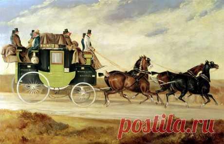 Чем отличались кочи от дилижансов, а кэбы от фиакров: Общественный транспорт прошлого