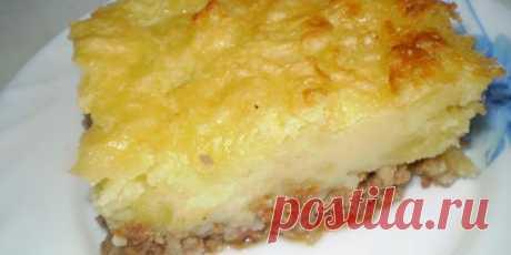 Картофельная запеканка с фаршем в духовке - как готовить с сыром, сметаной, грибами или помидорами
