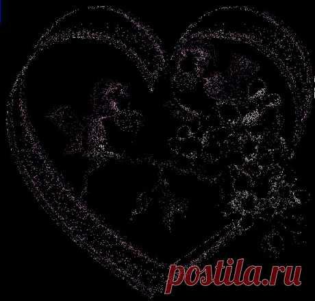 Ко Дню Святого Валентина: 61 анимация с сердечками