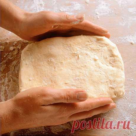 Слоеное тесто: классический домашний рецепт