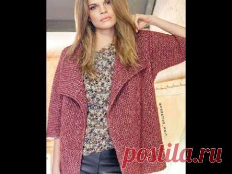 Вязаные Кардиганы - картинки - фото - 2020 / Knitted Cardigans Pictures Photos