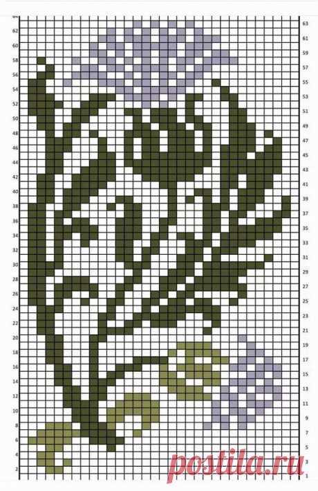 жаккард спицами цветы: 6 тыс изображений найдено в Яндекс.Картинках