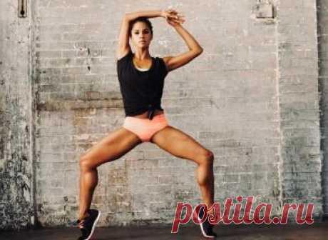 Самые эффективные упражнения для внутренней поверхности бедра | Fitness для тебя | Яндекс Дзен