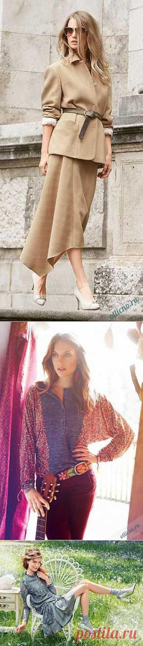 Журнал Бурда 10 2013. Анонс моделей | Отлично! Школа моды, декора и актуального рукоделия