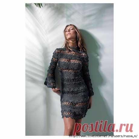 Платье из новой коллекции Giovana Dias.