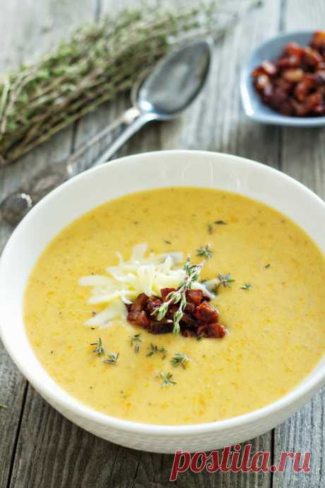 Идеальный картофельный суп-пюре от Pioneer Woman: fahrwasser — ЖЖ