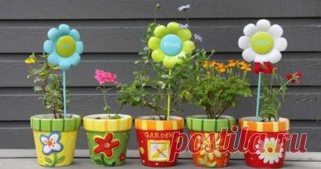 Яркий цветочный контейнер, от которого не отвести взгляд Сад в контейнерах – великолепное украшение дачного участка.