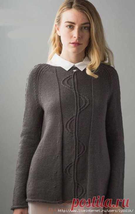 пуловер «Fourier»