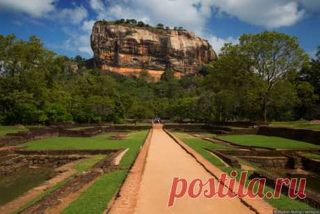Тайны Львиной скалы (Шри - Ланка)