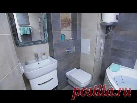 (1) Невероятное превращение ванной комнаты! - Удачный проект - Интер - YouTube