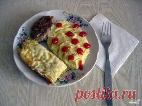 Запеканка из патиссонов - пошаговый рецепт с фото на Повар.ру
