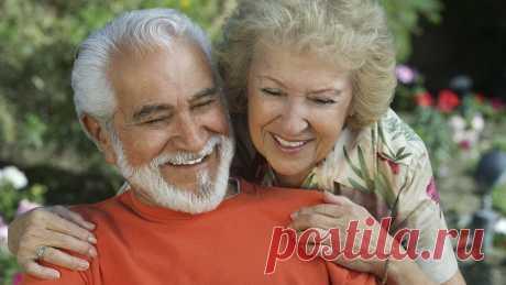 В чём сила? Найдены важные отличия женатых пожилых людей от холостых - Вести.Наука