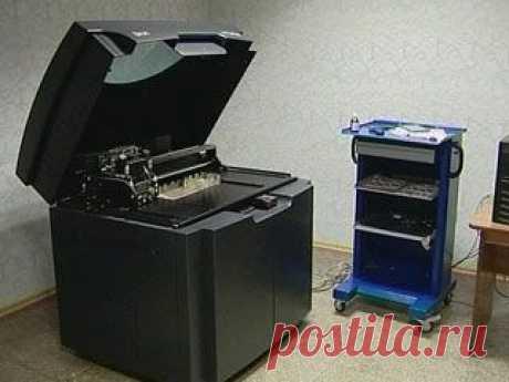 В Омске при изготовлении деталей используют 3D-принтеры