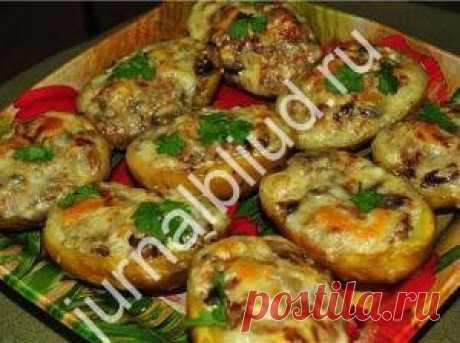 Рецепт вкусной картошки в духовке
