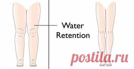 5 причин, по которым ваше тело задерживает воду (и как ее избежать) - Журнал для женщин