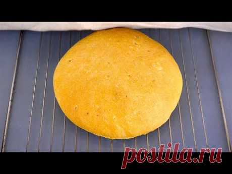 Давно в магазин за хлебом не хожу! Картофельный ХЛЕБ  Готовлю дома без формы и хлебопечки!