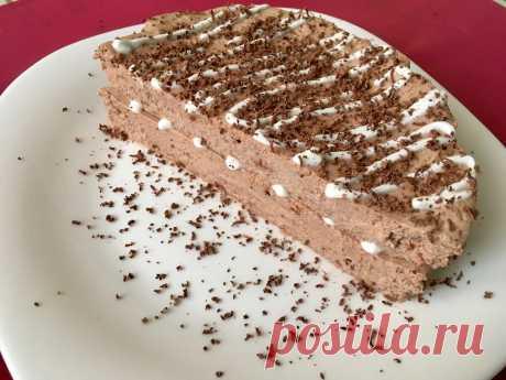 Если хочется сладкого, я готовлю этот воздушный и нежный десерт. И могу не бояться за фигуру   ХУДЕЕМ ВКУСНО!   Яндекс Дзен
