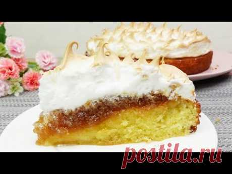 Я пеку этот простой торт раз в неделю! Вся семья его просто обожает. # 173