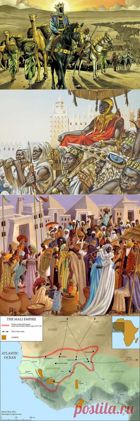Самый богатый человек мира и его «золотая империя»