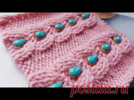Если хочется связать что-то очень красивое....🎀 knitting pattern.