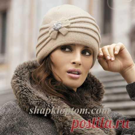 Головные уборы Kamea: вязаные шапки, береты, шляпки, комплекты - 24 Ноября 2013 - Блог - Вязаные вещи на заказ