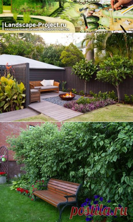 Красивый двор частного дома своими руками: как красиво украсить дачу