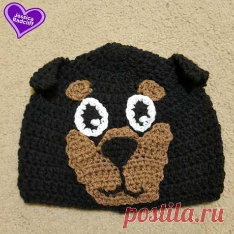 Dachshund Scarf Crochet Pattern With Tutorials Instant | Etsy