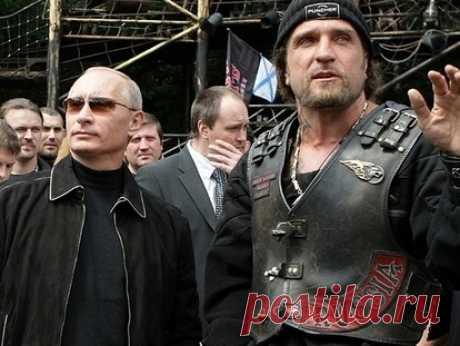 Победа, Крым, орёл и колос: байкер Хирург попросил Путина изменить герб России