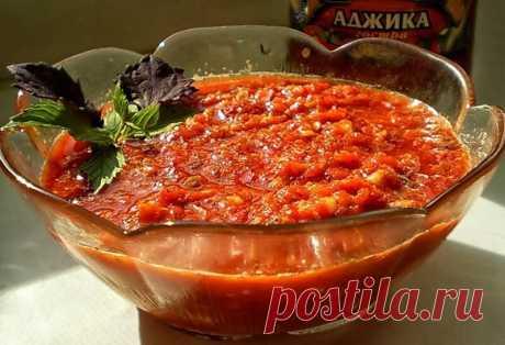 Оригинальный томатный соус по-кавказски. Фору даст любому кетчупу. Съедается на ура! Дополняет любое блюдо | ДАЧНИК СТРОИТЕЛЬ | Яндекс Дзен
