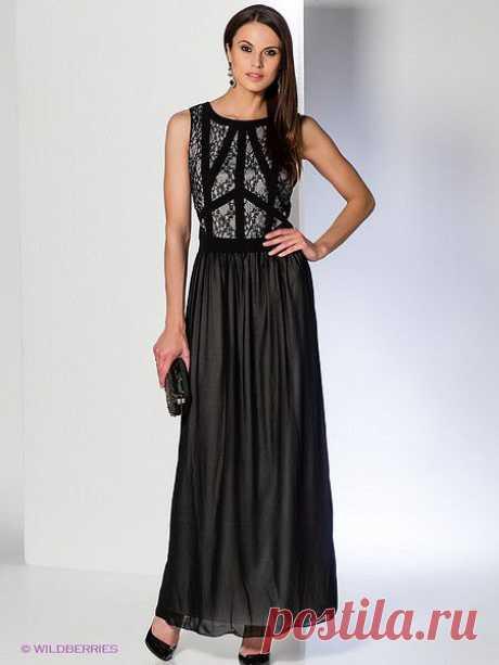 Купить женские длинные платья в интернет магазине WildBerries.ru