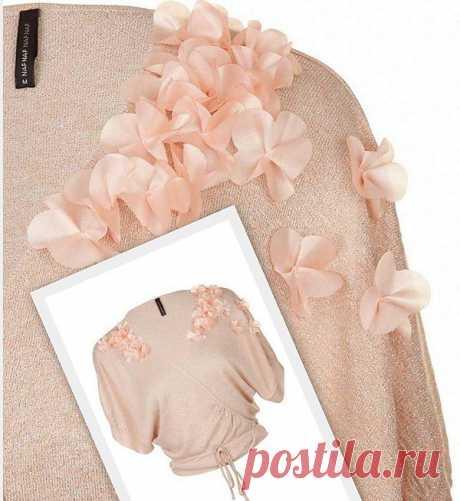 Весенняя фактура от Naf Naf / Декор / Модный сайт о стильной переделке одежды и интерьера
