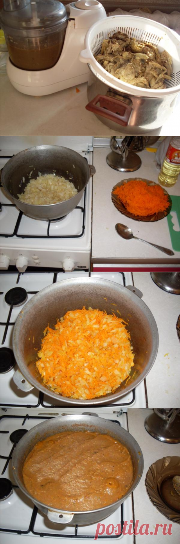 Рецепты из баклажанов: икра баклажанная на зиму