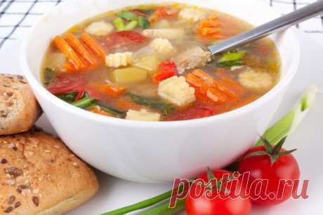 Великая иллюзия супа − полезны ли первые блюда? — Всегда в форме!