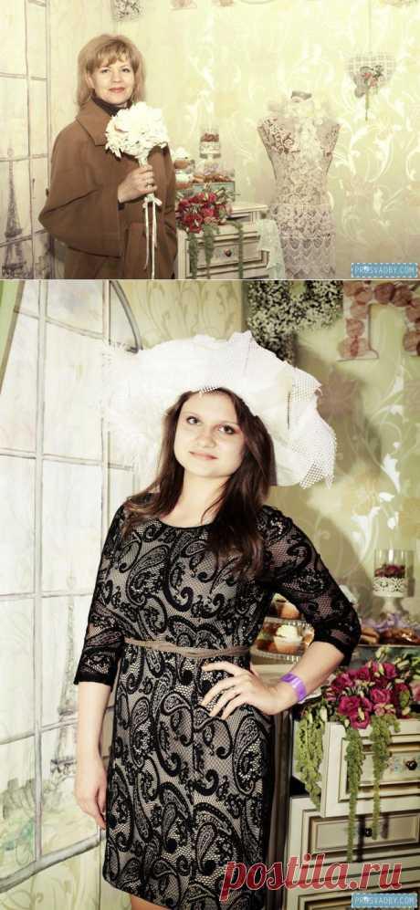 Как гости примеряли шляпки в комнате невесты от Prosvadby.com на выставке Art Индустрия + бекстейдж by Dina Abetova | Prosvadby.com