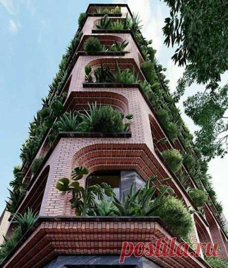 Апартаменты от Ali Goshtasbi Rad