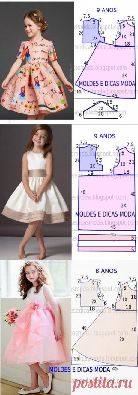 Платья для девочки - ярмарки и дизайн-мареты 4 сезона в Москве и Санкт-Петербурге