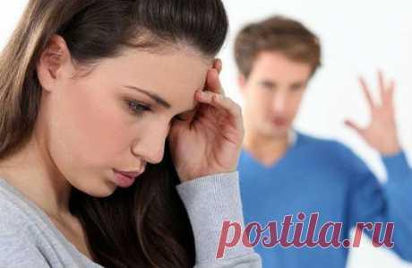 Как прекратить оскорбления мужа. Почему родной человек обижает?