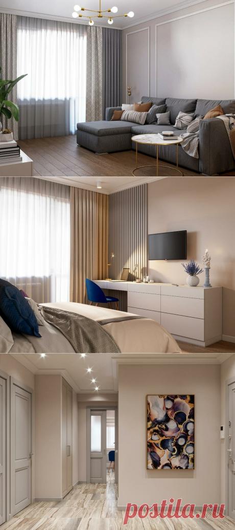 Интерьер: светлая и уютная квартира, которая западает в душу | Уютная Квартира | Яндекс Дзен