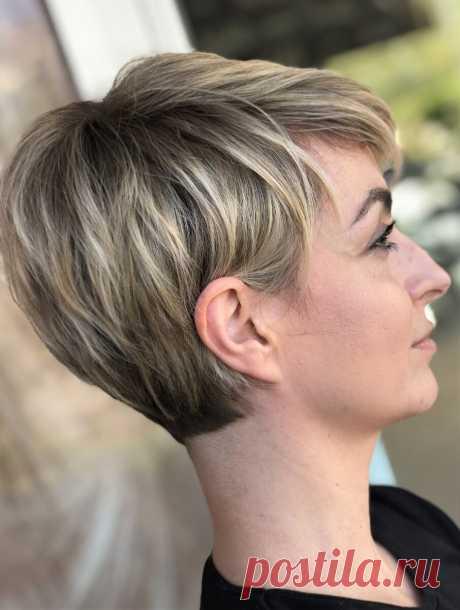 Стильные и востребованные стрижки для тонких волос на 2021 | Мода и красота | Яндекс Дзен