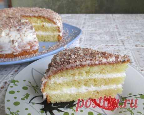 Творожный торт с кремом чиз в мультиварке– совсем несложно - Вкусно с Любовью - медиаплатформа МирТесен