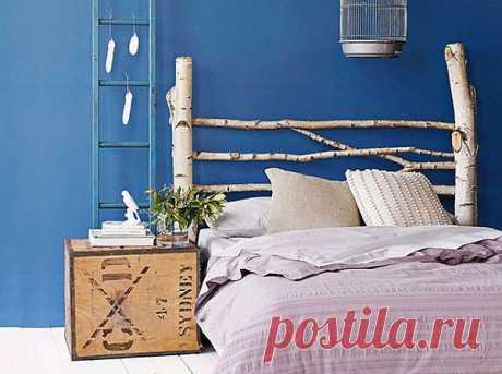 25 идей для вашей спальни, которые можно реализовать самостоятельно | Лайфхакер