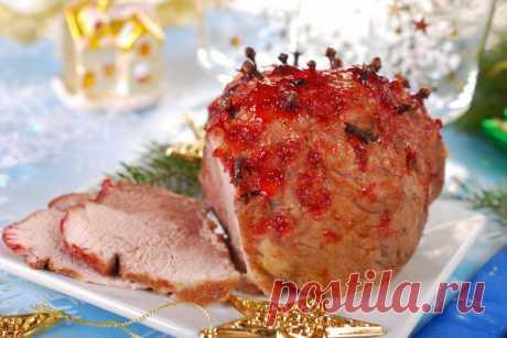 Мясные блюда на Новый год 2017: Рецепты с фото