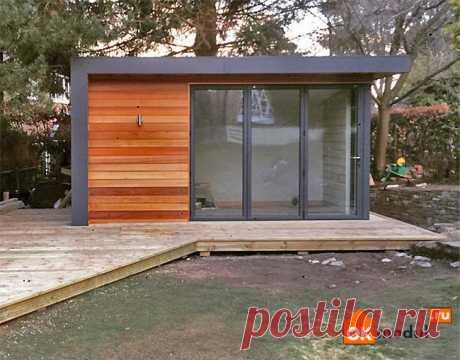 Садовая комната – стильно и удобно | Строительство, дизайн, интерьеры