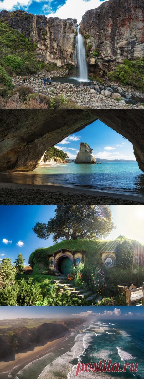 Где-то на краю мира… Новая Зеландия от Дениса Ульянкина | Фотоискусство