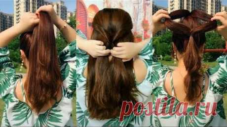 Easy Hair Style for Long Hair | TOP 25 Hairstyles Tutorials Compilation | 2018