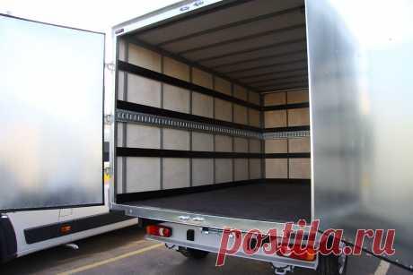 Промтоварные фургоны: особенности и предназначение | Предприниматель