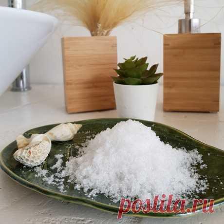 Как защититься от негатива с помощью соли