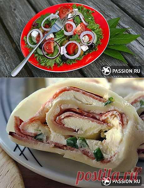 Быстрые рецепты для праздничного стола | passion.ru