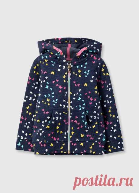 Купить Толстовка для девочек (GT6S52) в интернет-магазине одежды O'STIN