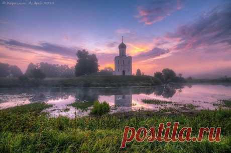 соборы и монастыри России